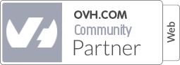 OVH web community partner